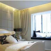 温馨卧室装修效果图