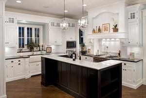 简欧风格的厨房设计