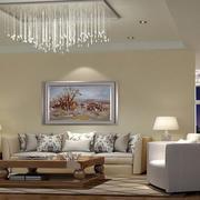 家居水晶灯饰图片