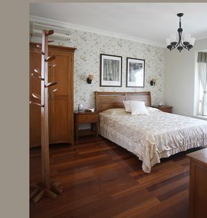 卧室生态木地板欣赏