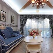 客厅欧式风格装潢