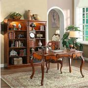 复古典雅的书柜