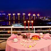 露天酒店餐桌灯饰