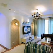 小户型客厅装潢欣赏
