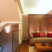 复式楼小客厅设计