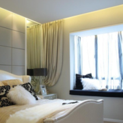 实用美观卧室装修效果图