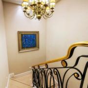 色泽性好的楼梯装修效果图