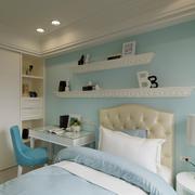舒适卧室效果图