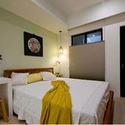 简约素雅的卧室图片