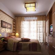 低调温馨的卧室
