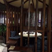 中式风格火锅店装潢