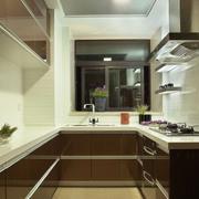 厨房不锈钢精致橱柜
