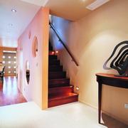 楼梯隔断墙欣赏