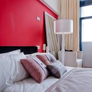 现代都市卧室设计