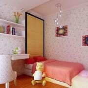 甜美可爱儿童房