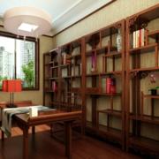 书房吊顶吊灯设计