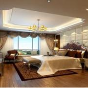 完美卧室装修效果图