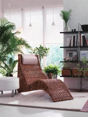 时尚趣味客厅懒人沙发装修效果图