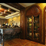 贵族气质书柜
