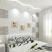 都市卧室墙衣图片