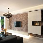 电视背景墙造型设计