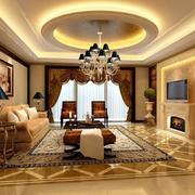 大户型豪华客厅