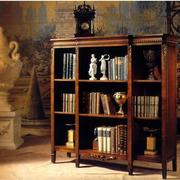 古典复古书柜
