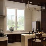 厨房深色系厨房橱柜
