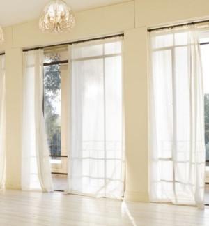 混搭风格大别墅电动窗帘装修效果图