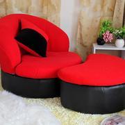 客厅靓丽舒适沙发