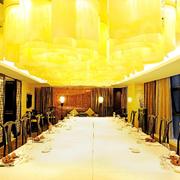 饭店豪华吊顶设计