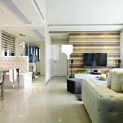 淡雅客厅设计