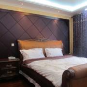 深色卧室装修效果图