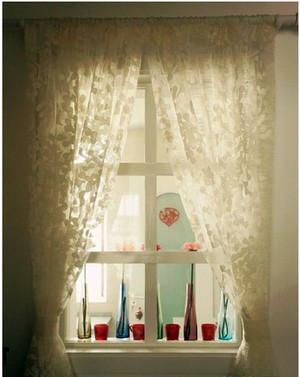 经典韩式风格大户型飘窗装修效果图