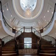 设计高贵的别墅楼梯装修效果图