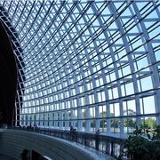 都市现代化的走廊