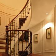 豪华别墅楼梯装修效果图