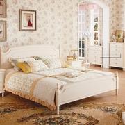 田园风格的卧室