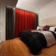 卧室窗帘欣赏