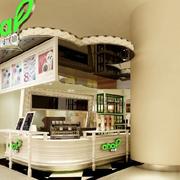 小户型精巧奶茶店