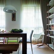 简约现代家居书柜