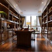 典雅优美的书柜
