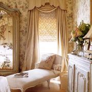 别墅型温馨窗帘