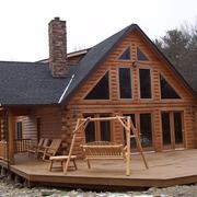简约现代化木屋别墅