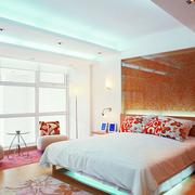 素雅精致卧室设计
