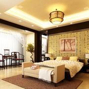 中式风格卧室展示