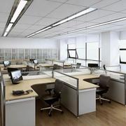 都市简洁办公室