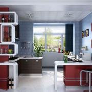 精致厨房装修设计