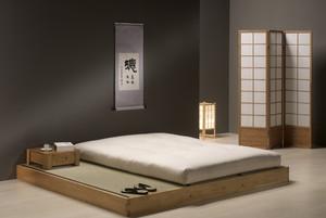 2015大户型轻松日式卧室榻榻米装修效果图