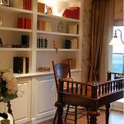 优雅现代化书柜